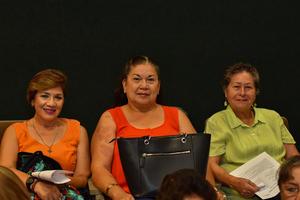 09092019 Laura, Lourdes y Ana María.
