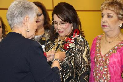 Prof. Luz Elena González de Rodriguez, directora electa para el periodo 2019/2020.