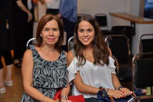 10092019 PRESENTACIóN DE LIBRO.  Gaby y Ana Gaby.