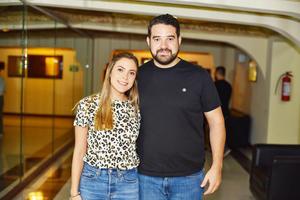 Ana Claudia y Jorge