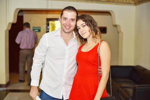Andrés y Brenda