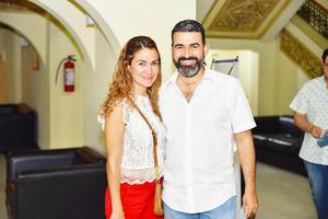 Consuelo y  José Ernesto