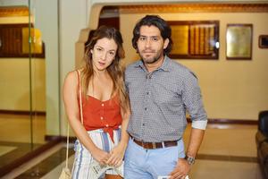 Mónica y Rubén