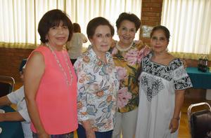 10092019 Chepis, Melita, Bibi y Estela.