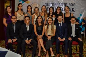 10092019 REUNIóN DE NUTRIóLOGOS.  Colegas estuvieron presentes en el cambio de directiva del Colegio de Nutriólogos de La Laguna A.C.