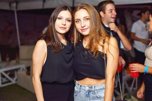 Paulina y Fabiola