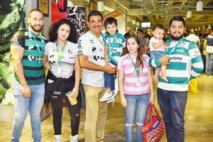 Asistentes al Santos vs Monterrey
