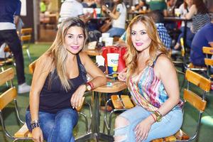 Eunice y Daniela