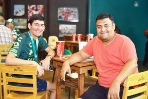 Javier y Adolfo