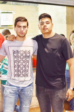 Manri y Ricardo