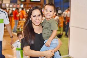 Paulina y Damián