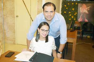 Octavio y Liliana