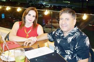 Silvia y Fernando