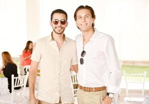 Diego y Agustín
