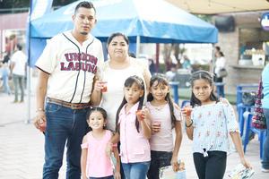 Familia Morales González