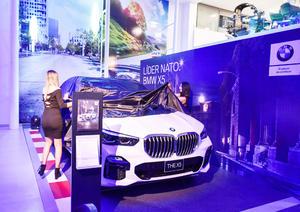 Presentación del BMW X5