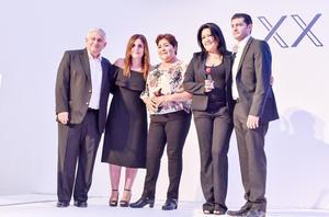 Reconocimientos del 20 aniversario de BMW