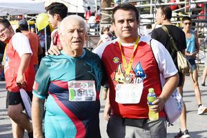Ricardo Féliz y Ricardo Féliz Jr.