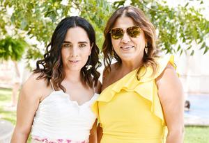 Cristina y Claudia