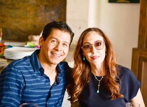 Oscar y Aly González