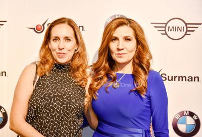 Maru Escobedo (CEO DE BMW) Y Alejandra Enriquez (CFO DEL GRUPO SURMAN).