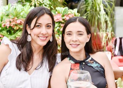 Fernanda y Marcela