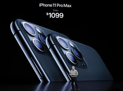 Presentó tres nuevos modelos de su iPhone.