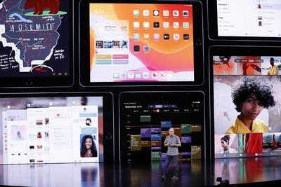 Se presentó, además, una nueva generación del iPad.