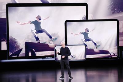 La nueva tableta tiene como principales novedades una pantalla de retina más grande que la del modelo anterior y un chip A10 Fusion que aumenta sustancialmente la velocidad.