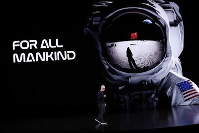 Tim Cook, CEO de Apple, fue el encargado de dirigir la presentación.