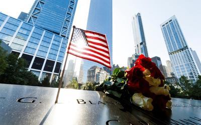 Guardaron silencio a las 08:46 horas, justo a la hora que se estrelló el primer avión contra la Torre Norte del World Trade Center.