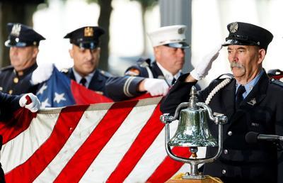 A 18 años de los atentados terroristas del 11 de septiembre, recuerdan a las víctimas.