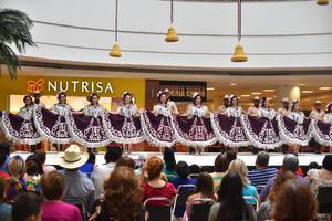 11092019 Parte de los integrantes de la Compañía De Danza Nahucalli.