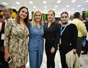 11092019 Maru Villarreal, Vero Soto, Erika Sotomayor y Silvia Garza.