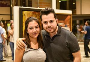 11092019 Paulina Flores y Javier Vallejo.