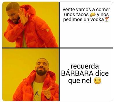 Bárbara de Regil inspira los memes con antojo de tacos y vodka