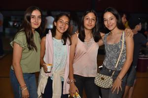 13092019 Ana Cecy, Itzel, Natalia y Ana Paula.