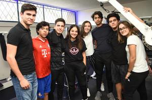 13092019 Rafael, Ale, Max, Alejandra, Emi, Max, Aldo y Jimena.