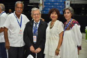 13092019 Raúl, Luis Carlos, Chepis y Paty.