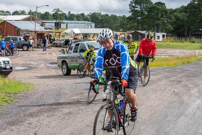Los primeros kilómetros estuvieron llenos de unión, alegría y buen ritmo.