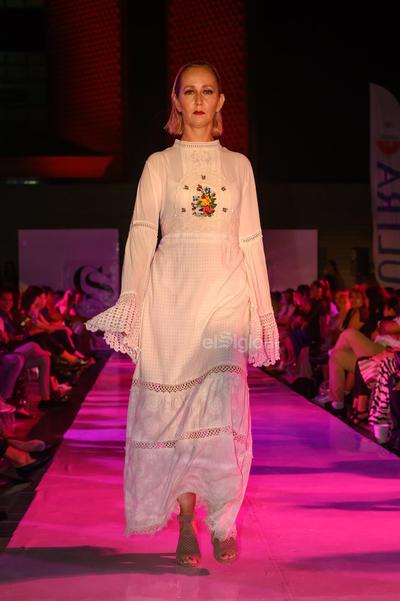 Finaliza 1 era edición de la Semana de la moda Laguna