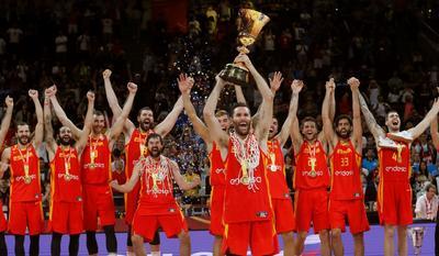 La nueva generación supo devolver a España a la cima del baloncesto trece años después.