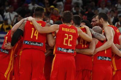 España es campeón del mundo.