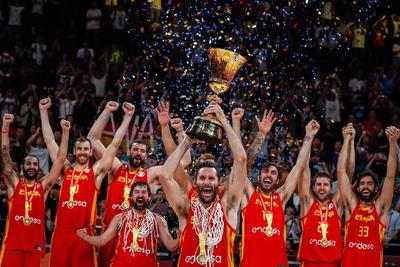 El Mundial se realizó en China.