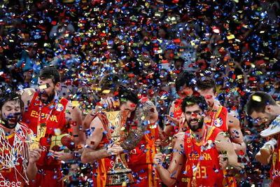 España tuvo un torneo impecable.