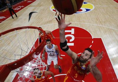 España volvió a proclamarse este domingo en Pekín campeona del mundo.