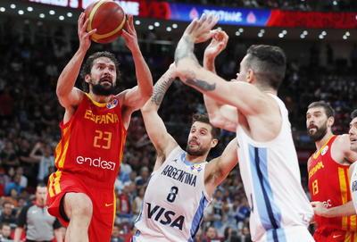 España tuvo un extraordinario torneo.
