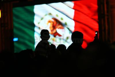 En esta noche mexicana, también estuvieron presentes otras autoridades del estado.