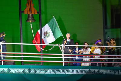 El alcalde de Torreón presidió la ceremonia.
