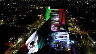 Torreón celebró las Fiestas Patrias.